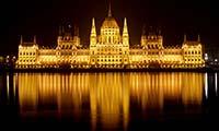 Le Parlement de Hongrie